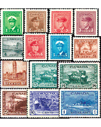 Canada War Issue
