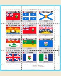 Provincial & Territorial Flags
