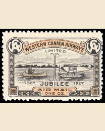 Canada Semi-Official Airmail