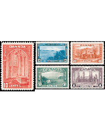 #241-45 Pictorial Issues