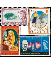 200 Cayman Islands