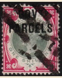 Great Britain #O 38 - Used, F