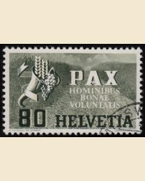 Switzerland # 300 - Used, XF
