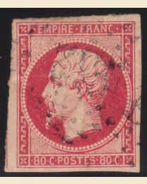 France # 19 - Used, VF