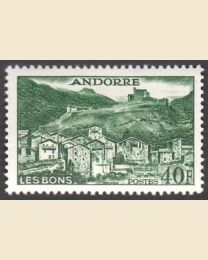 Andorra French # 138