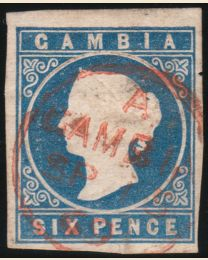 Gambia #   4