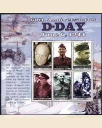 D-Day Military Leaders