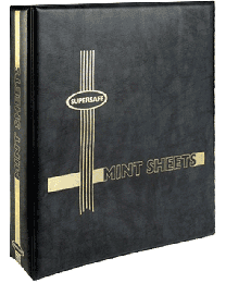 Deluxe Mint Sheet Album