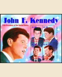 Portraits of JFK