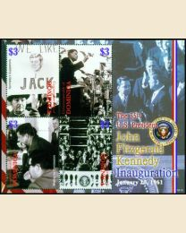 JFK 45th Inauguration Anniversary