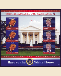 Race to the White House: Donald Trump