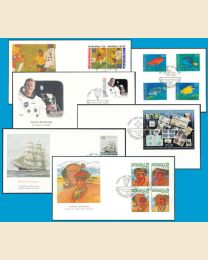 Micronesia First Day Covers