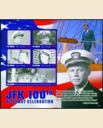 JFK in the Navy
