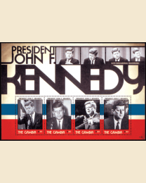 JFK Inaug 50th Anniv