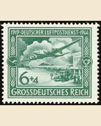 German Airmail 25th Anniversary