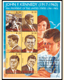 JFK Portraits