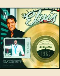Elvis Big Boss Man