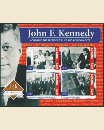 JFK Achievements