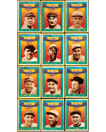 BASEBALL HALL OF FAME HEROES