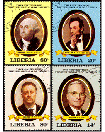 1982 Liberia Complete Set of 39