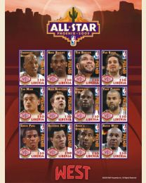 NBA 2009 West All Stars