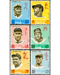 Baseball's Greatest Players - Manama