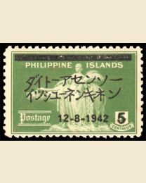 Japanese Occupation Anniversary