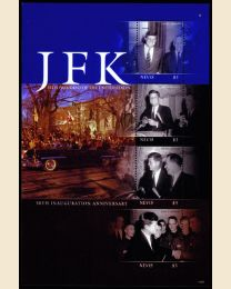 JFK Inauguration 50th Anniv