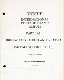 1840-1940 Falkland Is. - Latvia Part 1A2