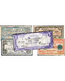 Philippine Guerrilla Currency