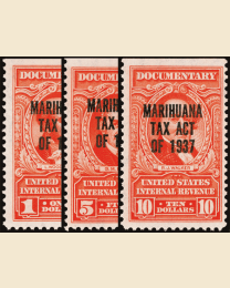 Marijuana Tax Stamps