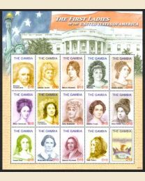 The Former First Ladies