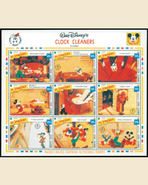 Disney Clock Cleaner