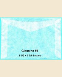#8 Glassine Envelopes