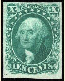 #  13 - 10¢ Washington