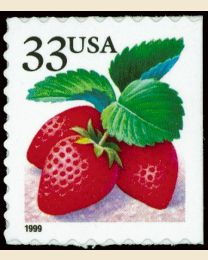 #3299 - 33¢ Strawberries