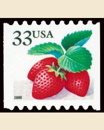 #3405 - 33¢ Strawberries