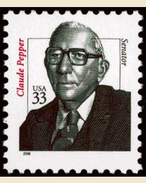 #3426 - 33¢ Claude Pepper