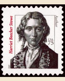 #3430 - 75¢ Harriet Beecher Stowe