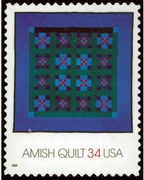 #3527 - 34¢ Double Ninepatch Variation