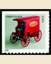 #3626 - Mail Wagon (37¢)