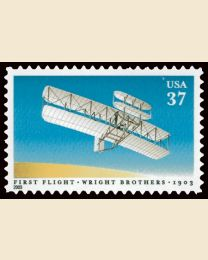 #3783 - 37¢ Wright Brothers