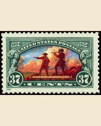 #3854 - 37¢ Lewis and Clark