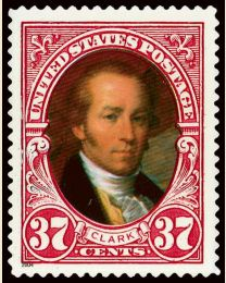 #3856 - 37¢ William Clark