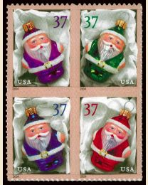#3883S- 37¢ Holiday Ornaments