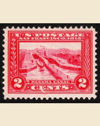 2¢ Opening of the Panama Canal
