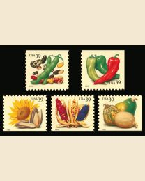 #4008S- 39¢ Crops of the Americas