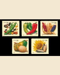 #4013S- 39¢ Crops of the Americas