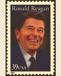 #4078 - 39¢ Ronald Reagan