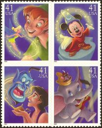 #4192S- 41¢ Disney: Magic